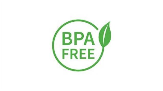 Etichette BPA Free